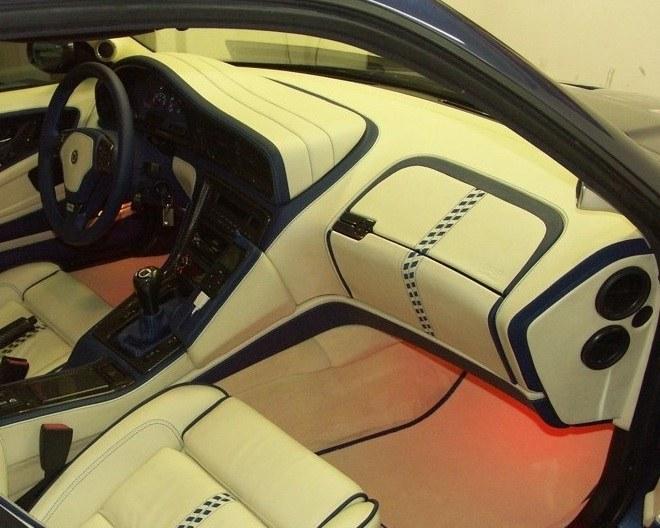 Перетяжка панели приборов автомобиля своими руками